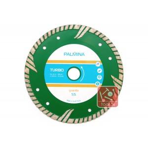 Алмазный диск для резки гранита 180мм Palmina SS