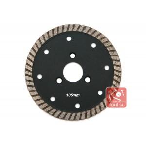 Алмазный диск под фланец для резки гранита 105мм Palmina S