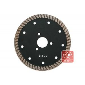 Алмазный диск под фланец для резки гранита 115мм Palmina S