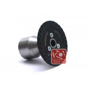 Алмазный диск с фланцем для резки гранита 50мм