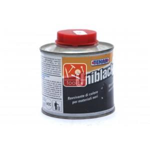 Черная краска пропитка UNIBLACK 0,250л.