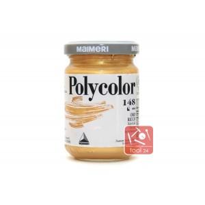 Акриловая краска Maimeri Polycolor золото богатое для портретов и пейзажей