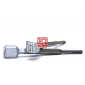 Бучарда перфораторная SDS Plus 16 зубьев для гранита и мрамора