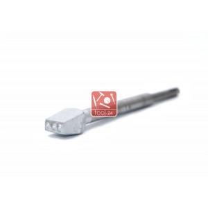 Бучарда перфораторная SDS Plus 3 зуба для гранита и мрамора