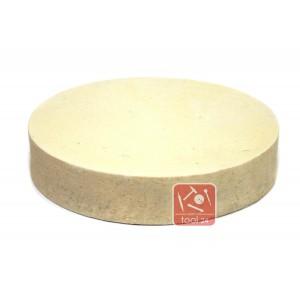 Войлочный круг для полировки камня 200*40мм
